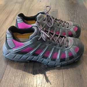 Caterpillar Women's Switch Steel Toe Work Shoe